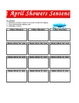 APRIL - 5 Wksts using 15 Types of Sentences - Common Core Practice