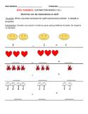 APRIL FUN MATH/ SUBTRACTION SENTENCES/BUNDLE :  K &1 ESL