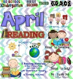 APRIL Interactive Reading Activities