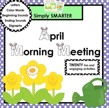 APRIL MORNING MEETING