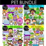 APRIL VIP Club 2021: April Clipart ($19.00 Value)