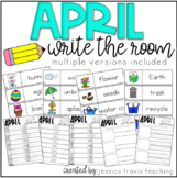 APRIL Write the Room!