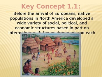 APUS Period 1:  Native Americans and the Americas Power Point