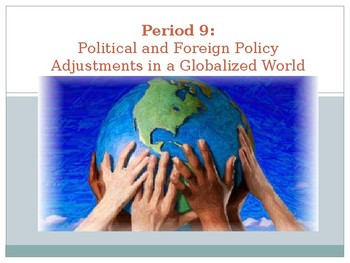 APUS Period 9:  1980 to the Present Power Point Review of Terms, Events, People