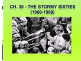 APUSH- 1960's Powerpoint Presentation with Guided Notes