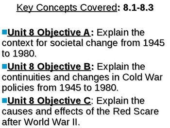 APUSH Period 8 Notes #2 - Truman's Foreign Cold War