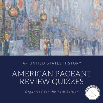 The American Pageant Worksheets Teaching Resources TpT