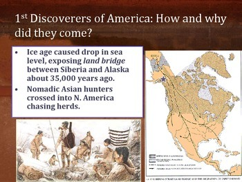 Advanced Placement U.S. History APUSH Bailey Chapter 1