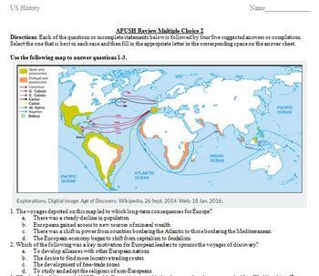 APUSH Bundle Part 2: PowerPoints, Worksheets, Readings, etc.