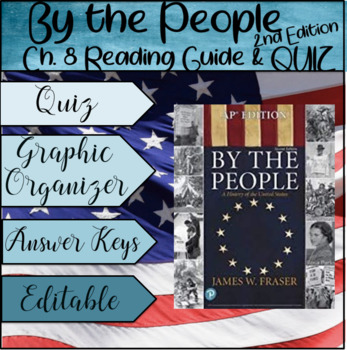 Apush By The People Worksheets Teaching Resources TpT