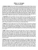APUSH Comprehensive Vocabulary Review for Periods 1 through 9