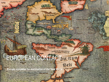 AP US History Key Period 1: European Contact PowerPoint Lecture
