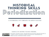 APUSH Historical Thinking Skill: Periodization