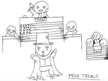 APUSH MOCK TRIAL- 1ST SEMESTER