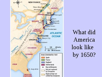 APUSH Notes Period 2 #5 - Colonies in the 18th Century