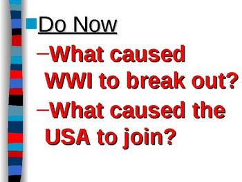 APUSH Period 7 Notes #13 - The Road to WWII