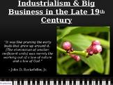 APUSH P6 - Big Business in America TEACHER PPT