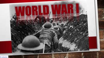 APUSH P7 - America's Involvement in WWI STUDENT PPT