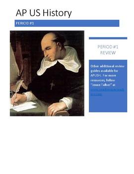 Apush Period 1 Study Guide Pdf