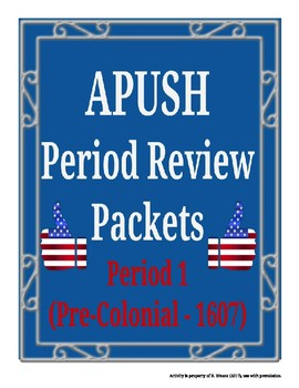 APUSH - Period 1 Review Packet