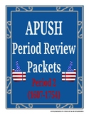 APUSH - Period 2 Review Packet