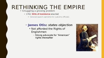 APUSH Period 3 Revolutionary War
