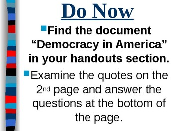 Apush Period 4 Worksheets & Teaching Resources | TpT