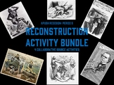 Engaging Reconstruction Group Activities (Bundle of 4) for
