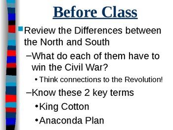 APUSH Period 5 Notes #5 - Civil War