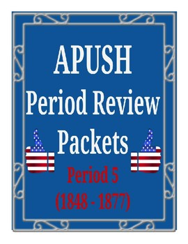 APUSH - Period 5 Review Packet