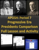 APUSH Period 7: Progressive Presidents Full Lesson (Roosev