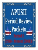 APUSH - Period 9 Review Packet