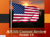 AP US History Periods 1-6 Content Review Lecture