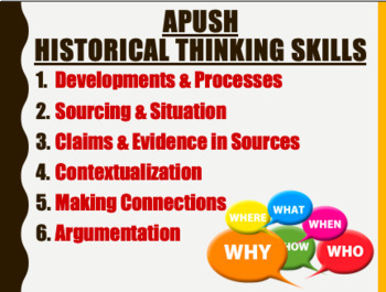 APUSH Posters