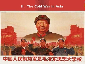APUSH Power Presentation: The Cold War
