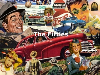 APUSH Power Presentation: The Fifties