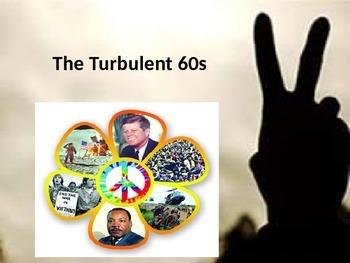 APUSH Power Presentation: The Sixties