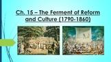 APUSH-Second Great Awakening and Reform Movements Powerpoi