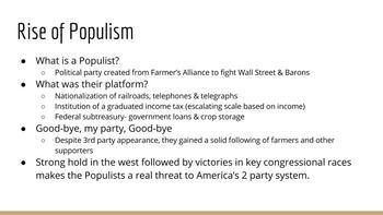 APUSH- The West, Assimilation & Wild West ppt.