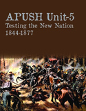 APUSH Unit 5 Testing the New Nation