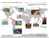 APWH - Intro to the Global Tapestry - Powerpoint, Document