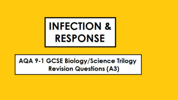AQA Biology GCSE 9-1 Revision: INFECTION & RESPONSE
