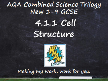 AQA Combined Science Trilogy: 4.1.1 Cell Structure