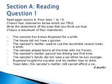 AQA English Language Paper 2 practice