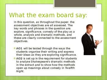 AQA English Literature B: Paper 1 Section A Exam Prep
