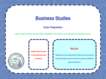 AQA GCSE Business Studies: How to Answer High Mark Questions