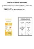 AQA GCSE Paper 2 Practise Q1&2