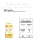 AQA GCSE Paper 2 Practise Q1&2 part 2