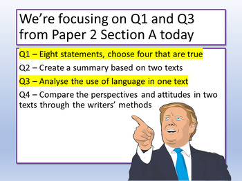 AQA Paper 2 English Language