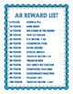 AR ACCELERATED READER REWARDS